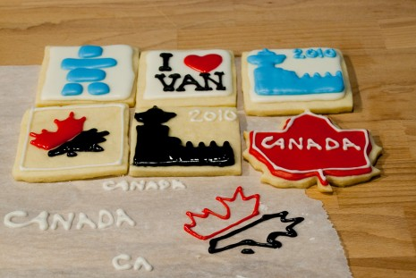 canada sugar cookies